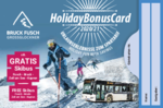 Holiday Bonus Card 20/21