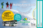 Holiday Bonus Card